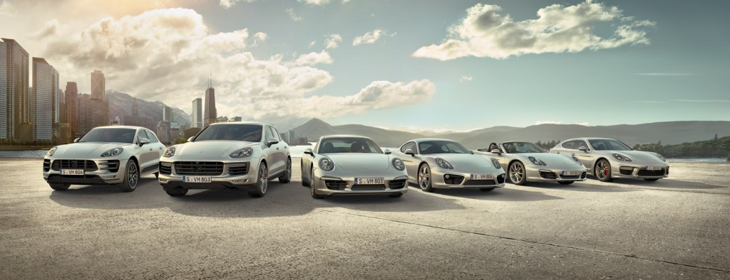 Porsche Luxury Car MosnarCommunications