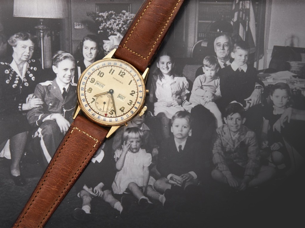 Tiffany CT60 Chronograph Watches MosnarCommunications