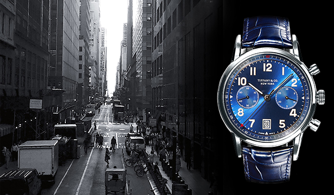 Tiffany CT60 line of luxury watches 3 MosnarCommunications
