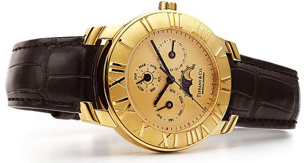 Tiffany Luxury Watch MosnarCommunications