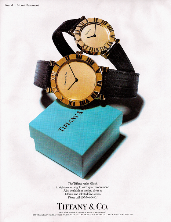 Tiffany and Swatch MosnarCommunications