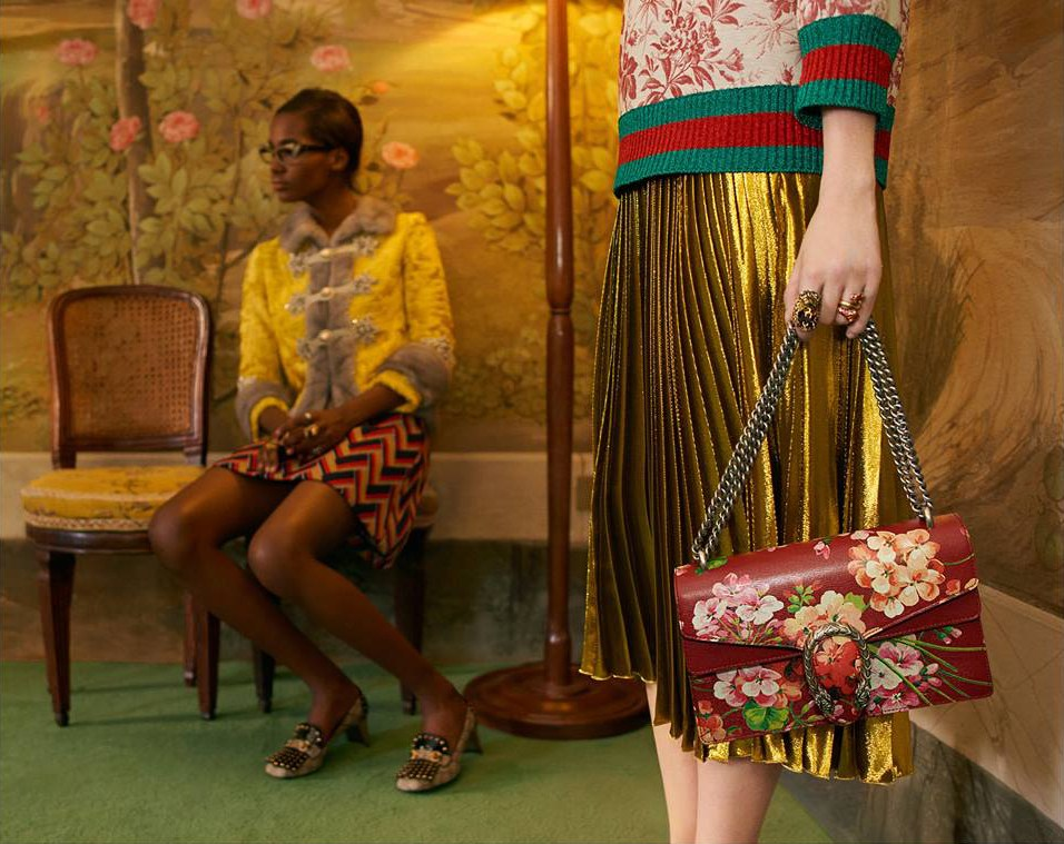 Gucci Chinese Students Love To Shop NYC Luxury Brands MosnarCommunications