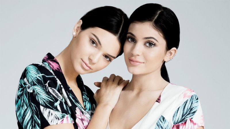 Topshop Kendall Jenner Kylie Jenner MosnarCommunications