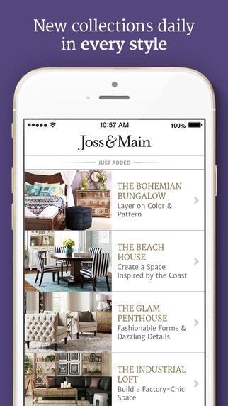 Joss & Main Mosnar Communications