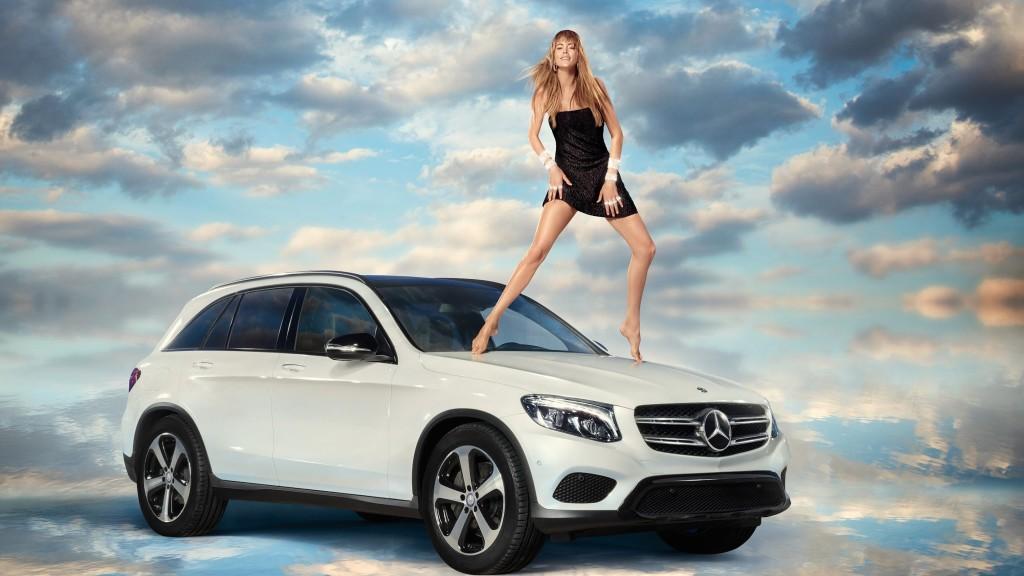 Mercedes-Benz GLC Ad Campaign Mosnar Communications