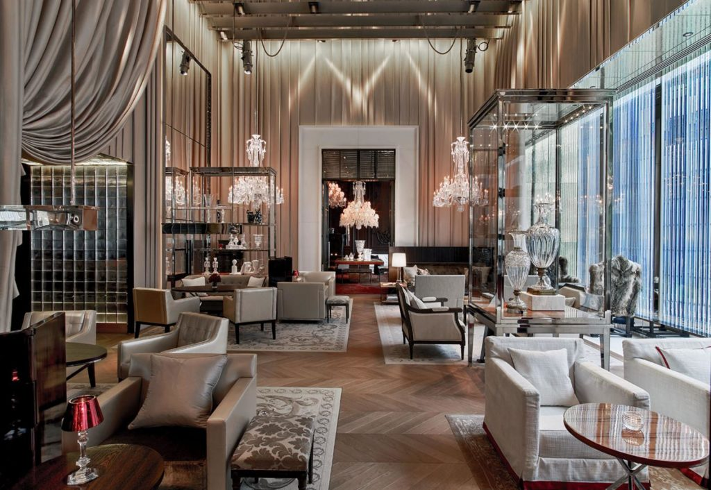 Baccarat Hotel New York 2 Mosnar Communications Luxury Hotels