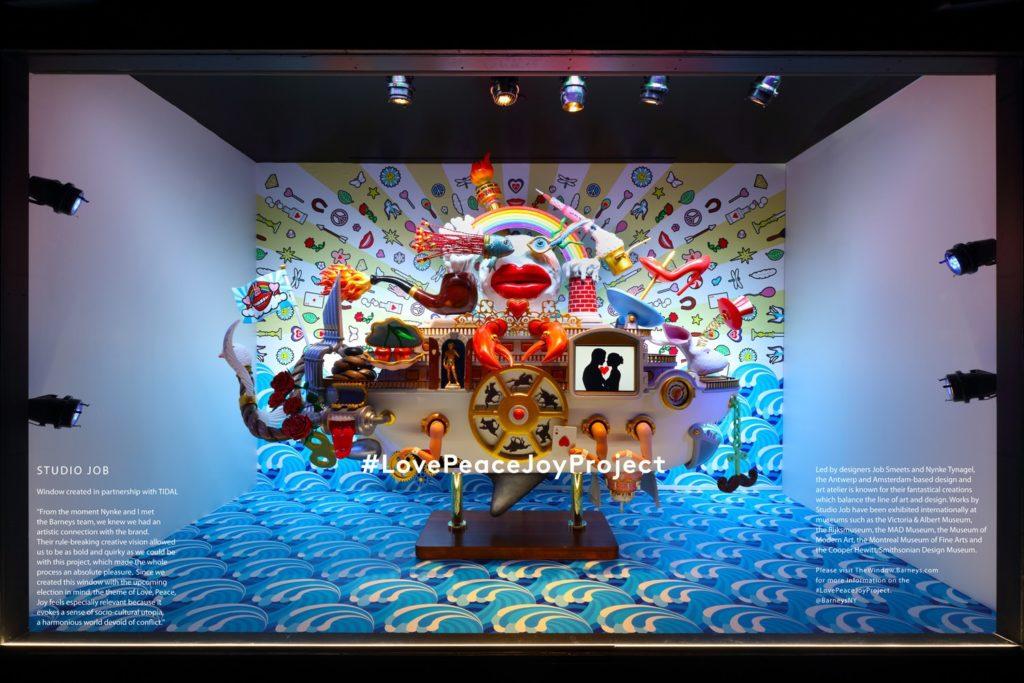 barneys-new-york-holiday-window-love-peach-joy-project-mosnar-communications