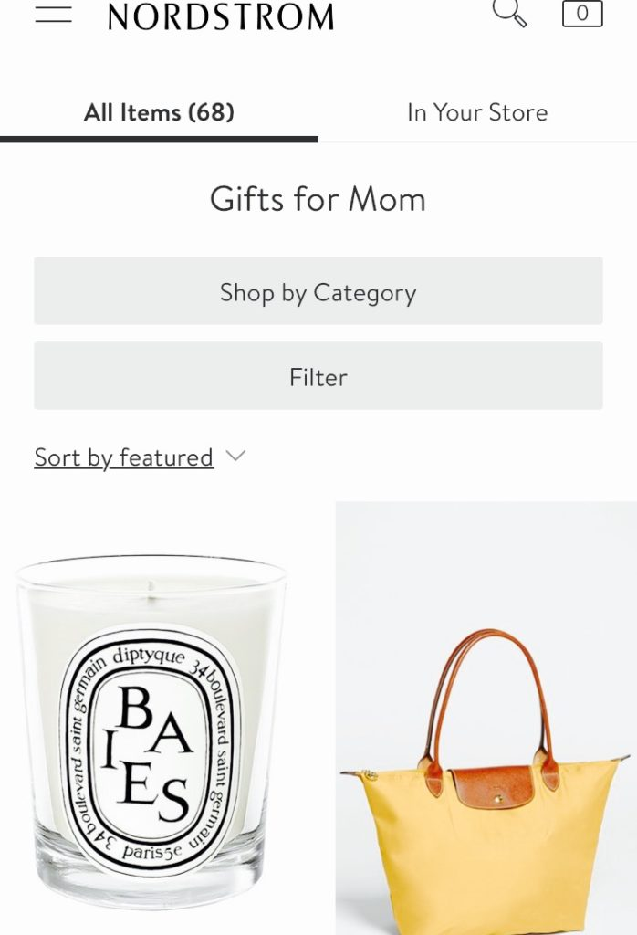 Top five luxury shopping gift ideas mosnarcommunications for Luxury gifts for mom