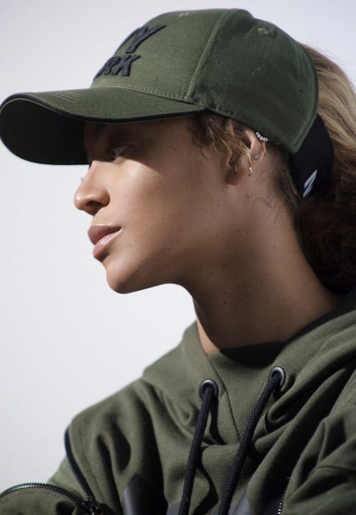 Beyonce Winning At Fitness With Ivy Park Aw17 Campaign