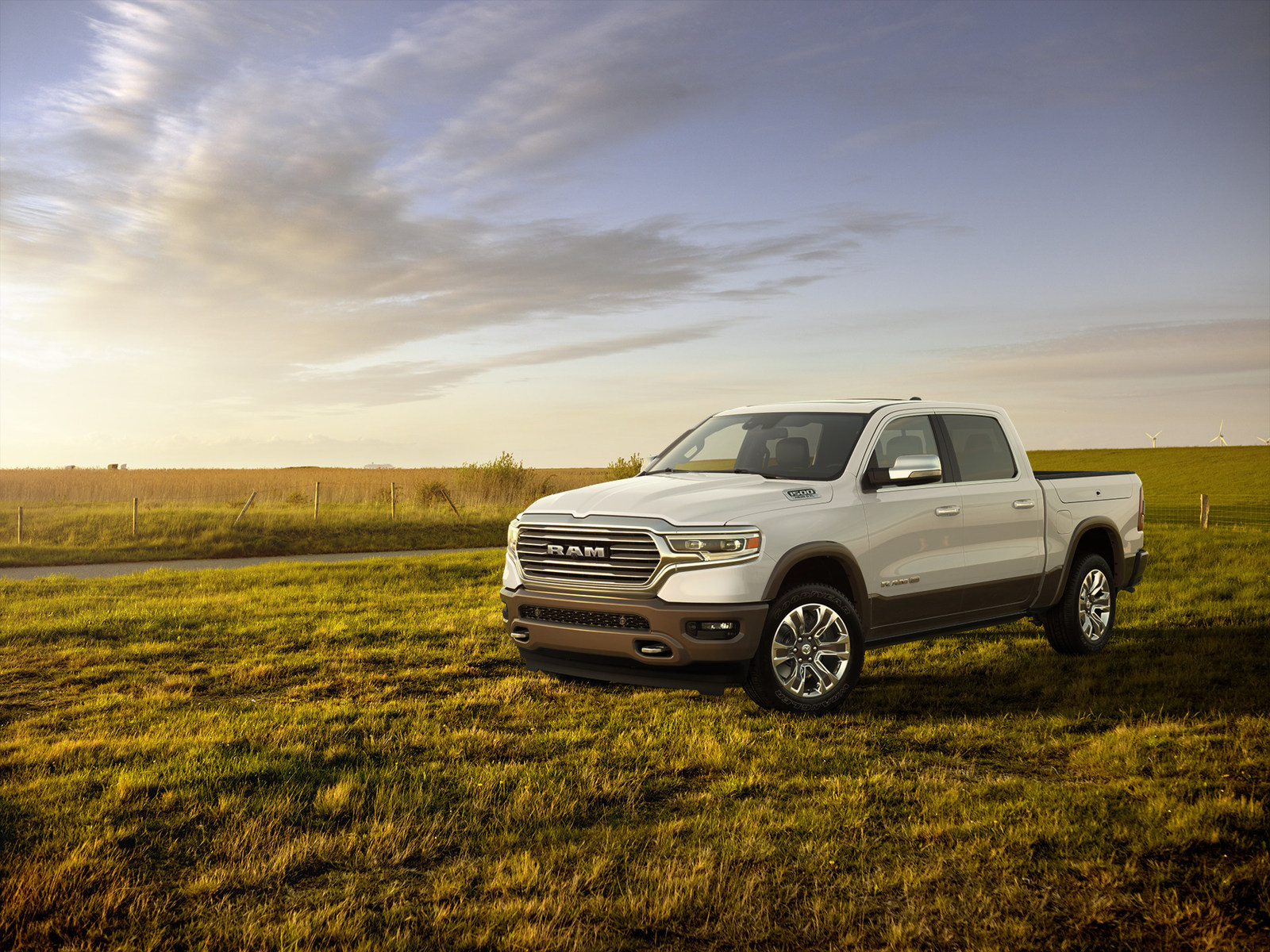 2019 Ram 1500 Laramie Longhorn Edition Mosnar Communications
