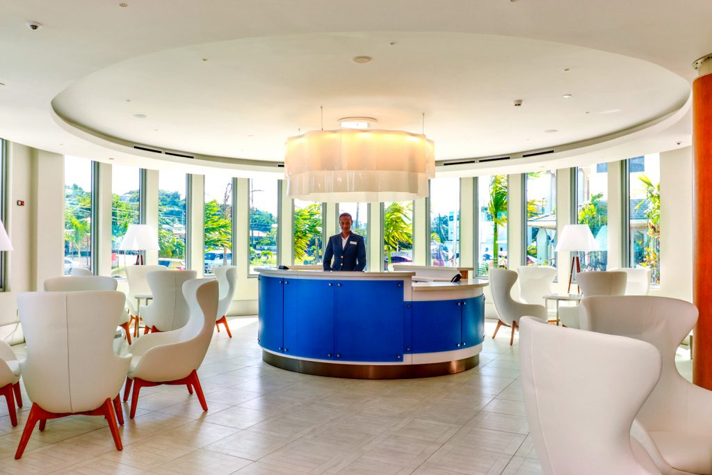 The Harbor Club Hotel Mosnar Communications