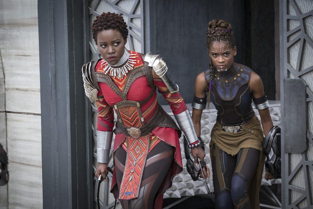 Black Panther Wakanda Fashion ©Marvel Studios 2018 Mosnar Communications
