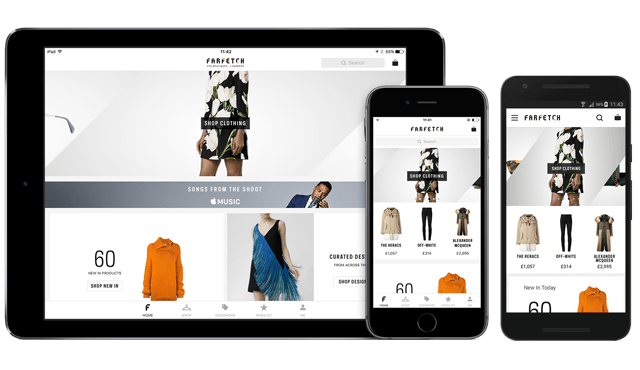 Farfetch alternative to shop luxury brands Mosnar Communications