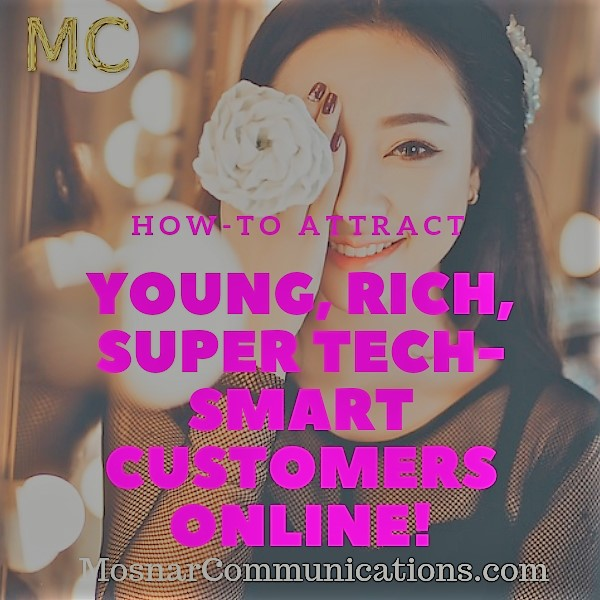 Attract Young Rich Mosnar Communications 2