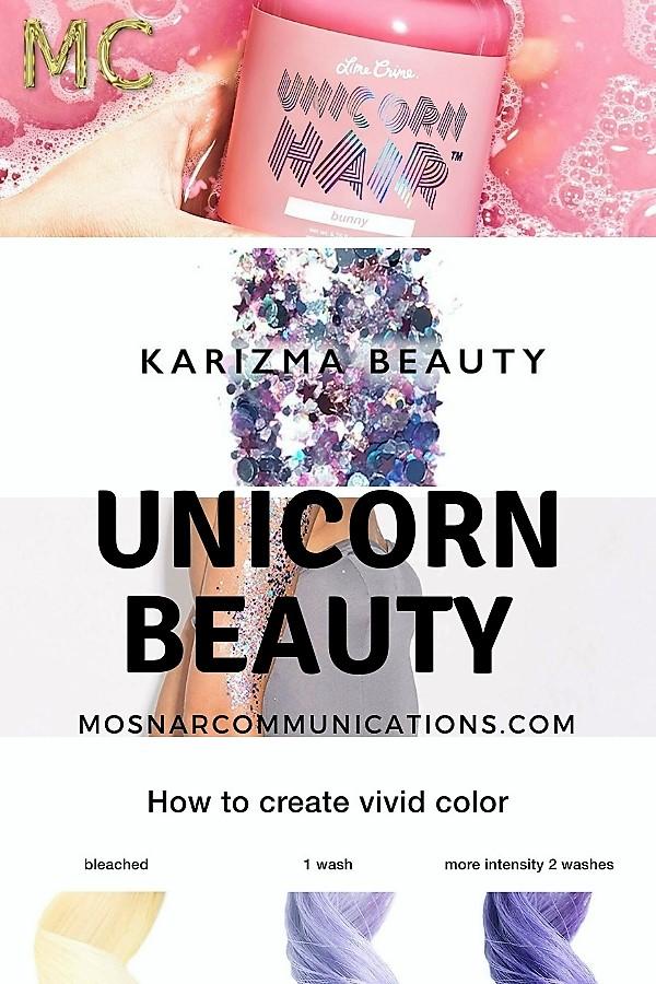 Unicorn Beauty Trends Mosnar Communications
