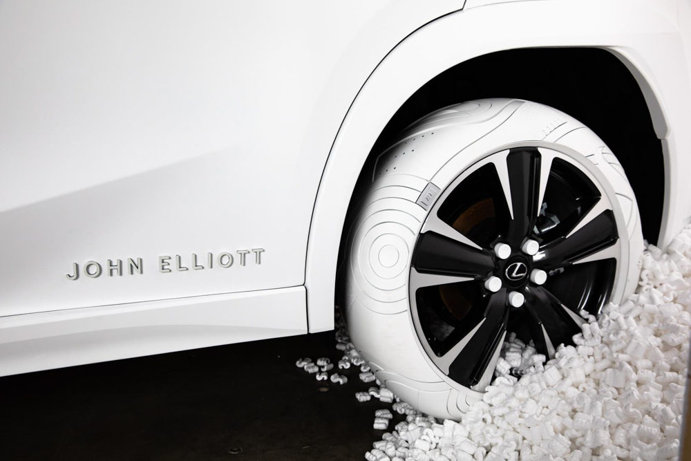 Lexus UX John Elliott Mosnar Communications