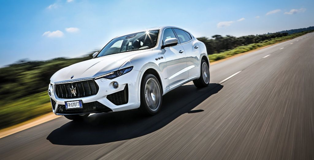 Maserati Levante 2019 Mosnar Communications