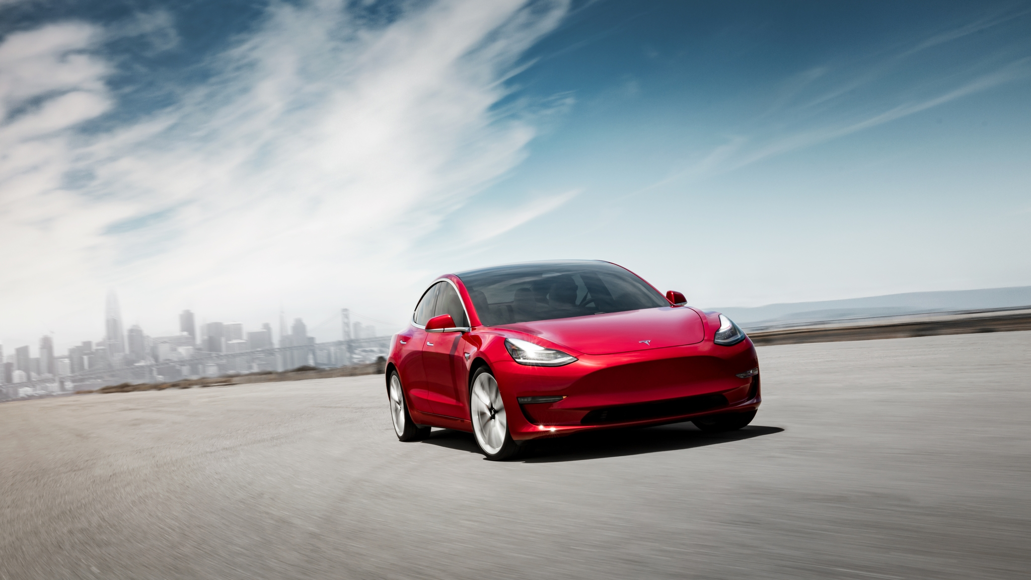 Tesla Model 3 Main 2 Mosnar Communications