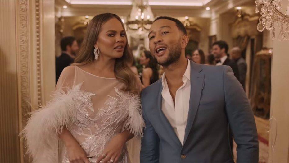 Chrissy Teigen and John Legend star in the Genesis brand's first Super Bowl ad Mosnar Communications